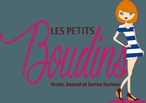 Logo Les petits boudins Blog Mode | Beauté | Bonne humeur
