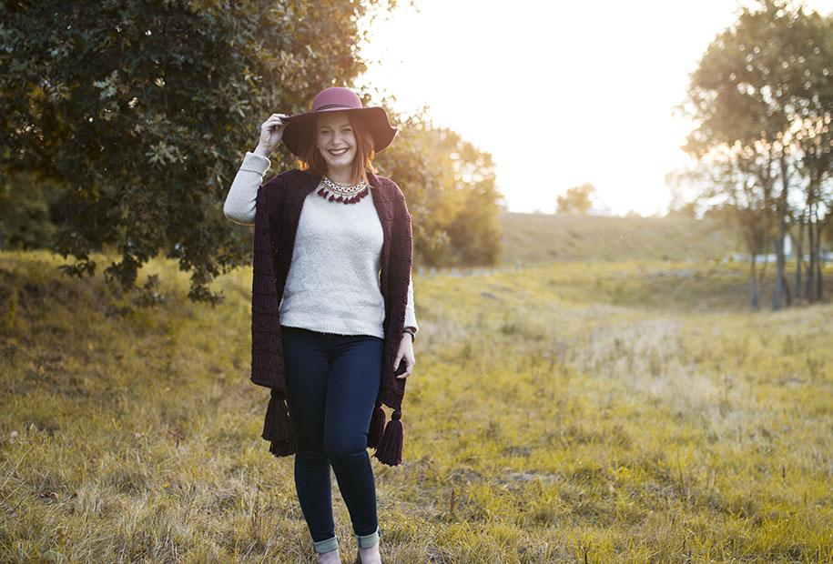 Un look 100 % Kiabi pour un bel automne