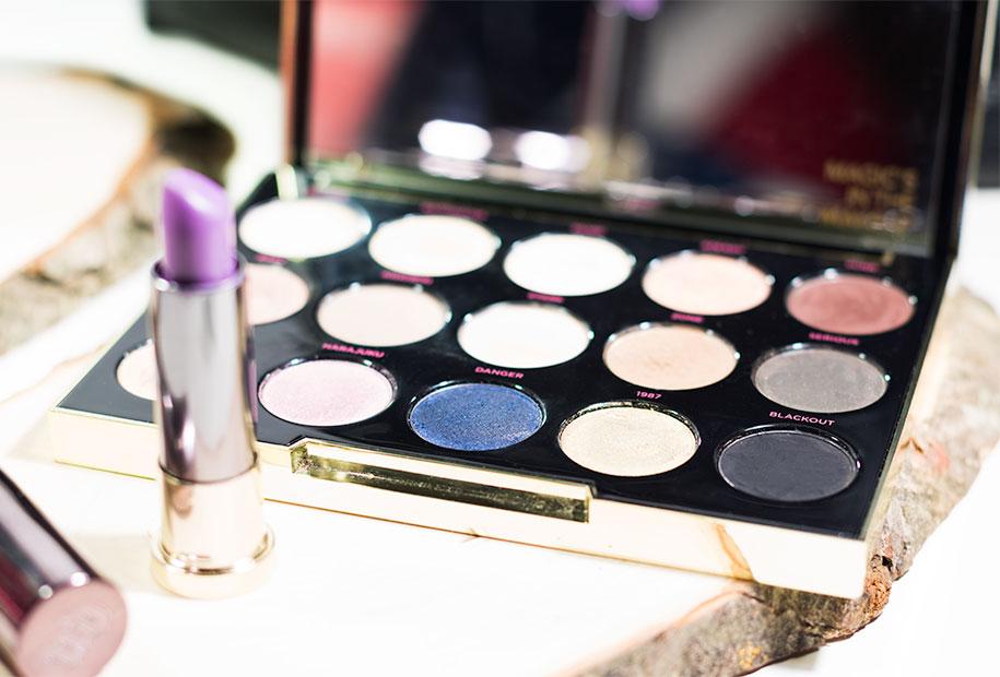 Zoom sur la palette Gwen Stefani de la marque Urban Decay Cosmetics