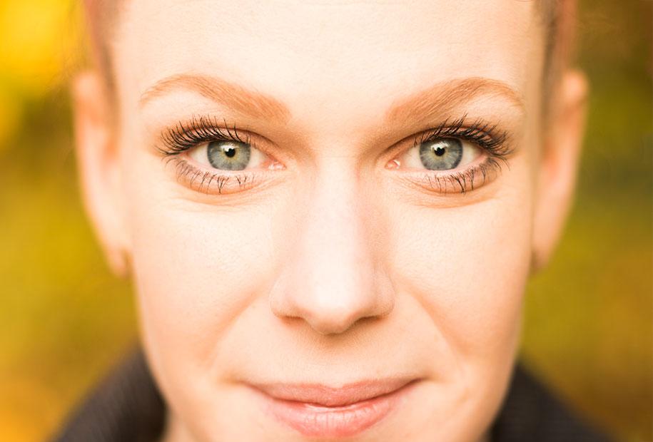 Zoom mascara porté volume millions de cils de l'oréal
