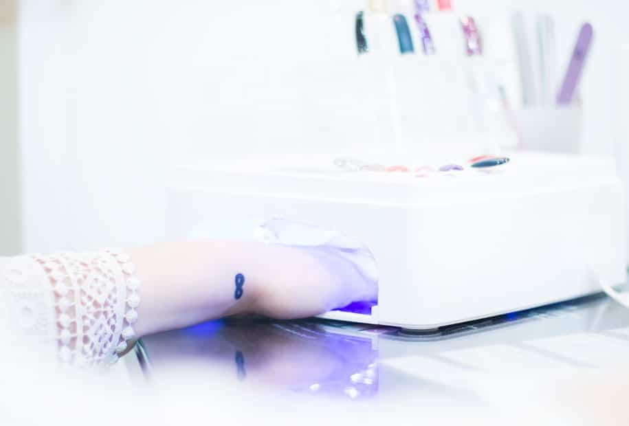 Zoom lampe à UV de Nail'minute par Body Minute