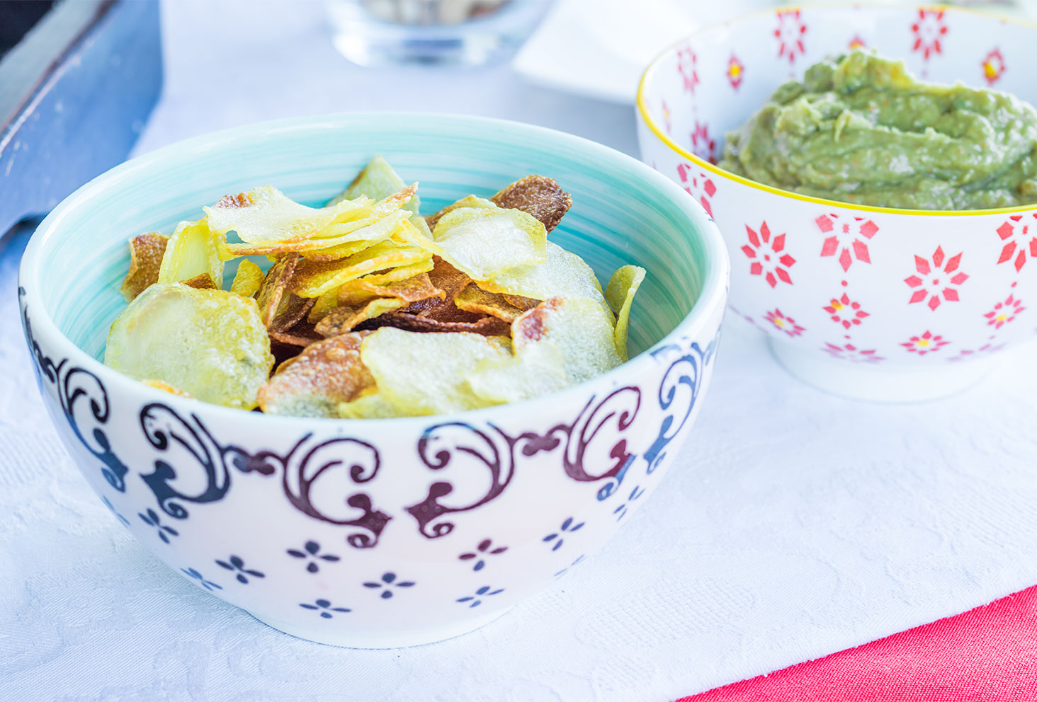 Les petits boudins blog mode beaut et bonne humeur - Chips fait maison au four ...