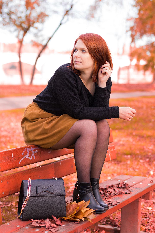 Look d'automne en Modz