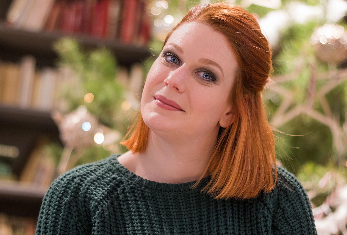 Résultat d'un make-up avec la palette Subculture Anastasia Beverly Hills