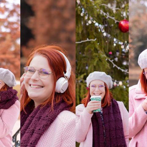 Quatre photos aux couleurs automnales pour My Unpopular Opinions