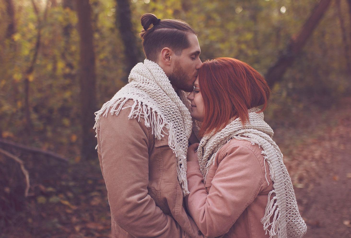 Une séance photo en amoureux comme idée de cadeau pour les fêtes ou autre occasion.