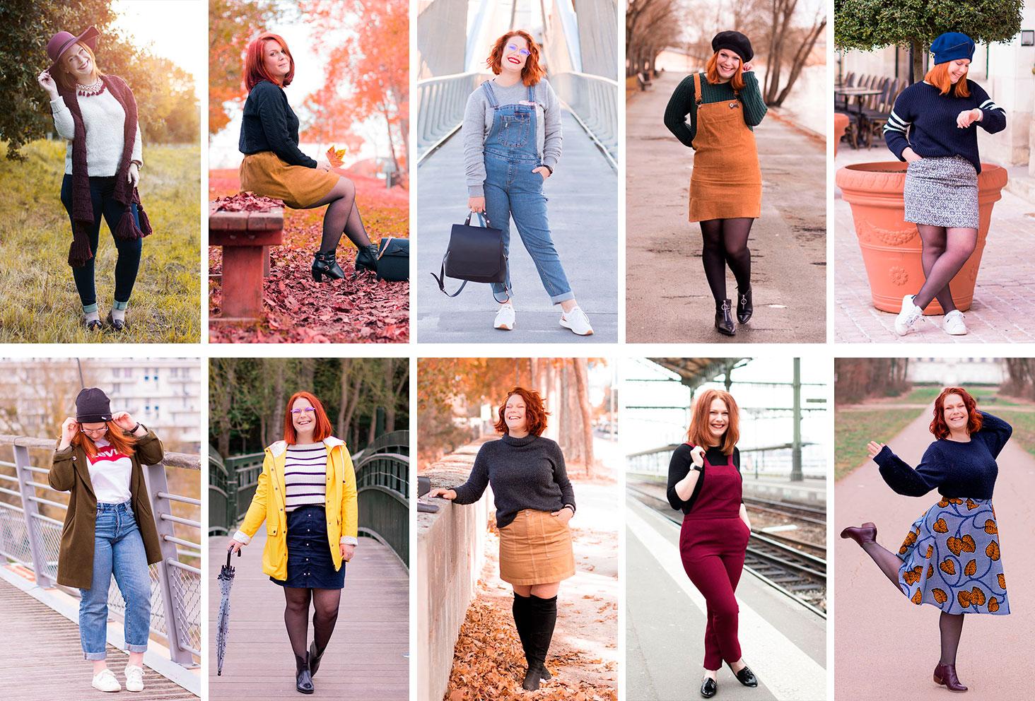 10 idées de looks pour l'automne, dans tous les styles pour tous les goûts