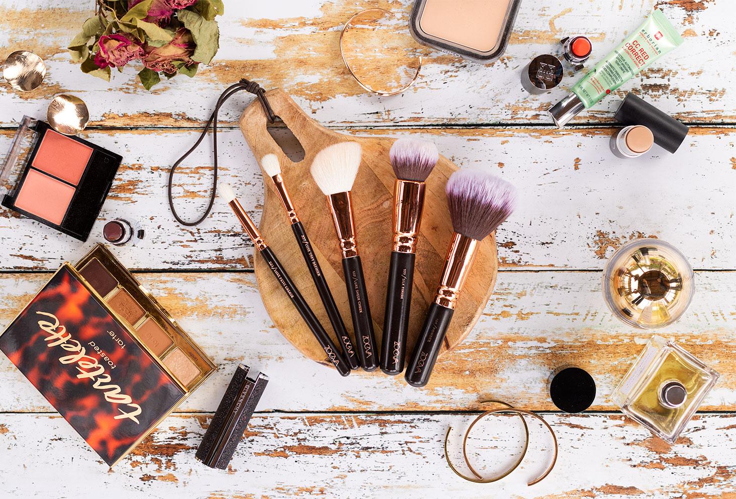 Zoom sur le set de pinceaux Zoeva qui a révolutionné mon make-up