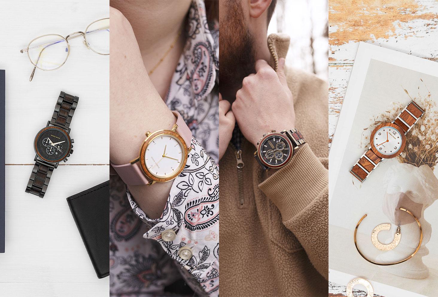 Notre avis sur les montres en bois Nordic Wood