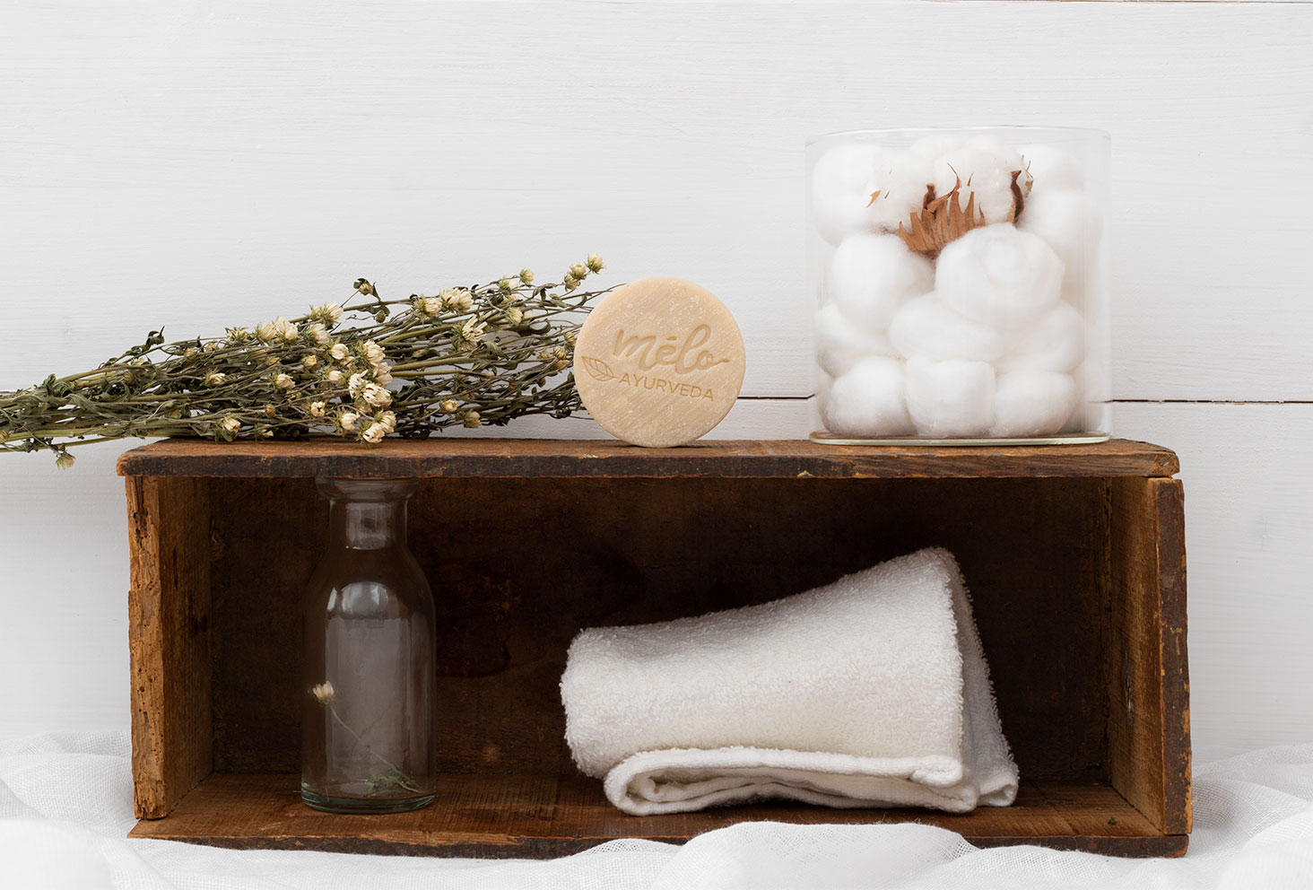 Découverte du shampoing solide dans la salle de bain